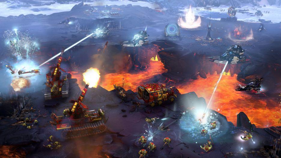 Warhammer 40.000: Dawn of War III – wojna ma wiele barw | zdjęcie 2