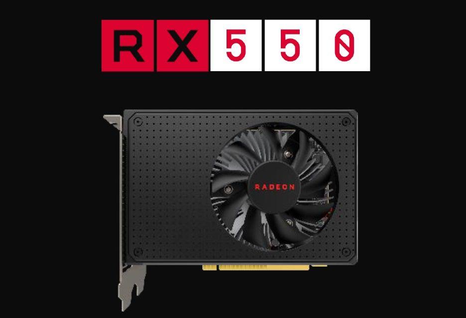 Radeon RX 550 - przegląd kart graficznych