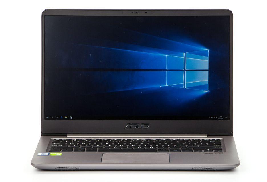 Asus Zenbook UX410 – 14-calowy ultrabook z dedykowaną grafiką | zdjęcie 1