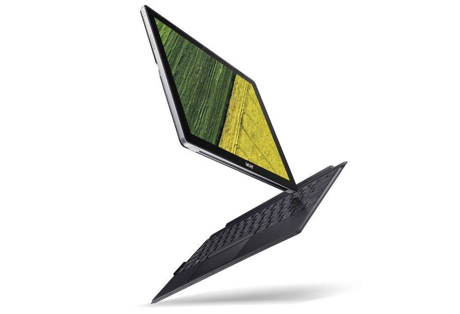 Acer Switch 5 i Switch 3 - dwie nowe hybrydy do pracy, nauki i zabawy