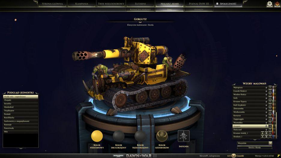 Dawn of War 3 vs farbki i pędzelek – ostateczne starcie | zdjęcie 2
