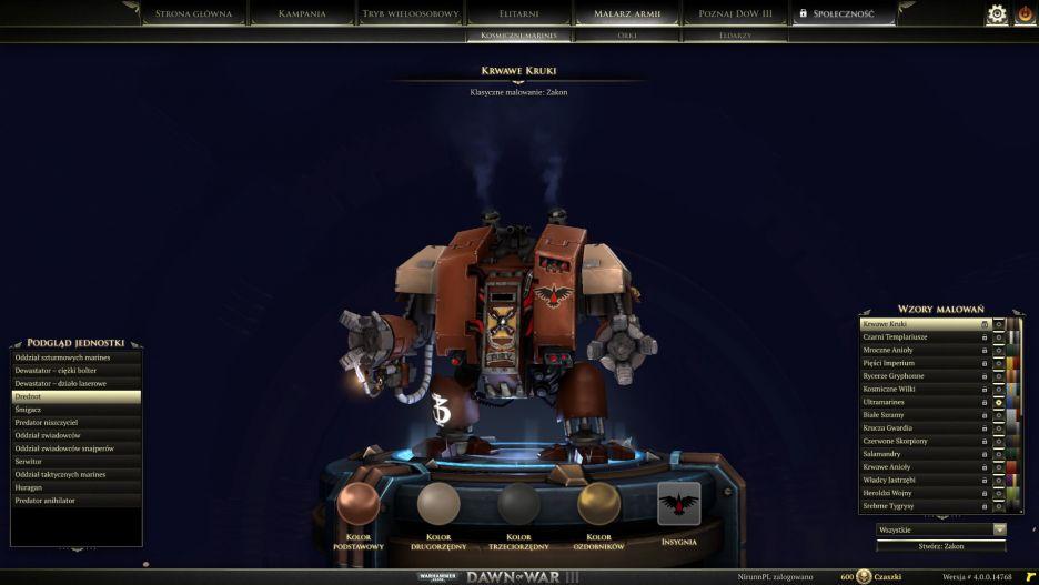 Dawn of War 3 vs farbki i pędzelek – ostateczne starcie | zdjęcie 1