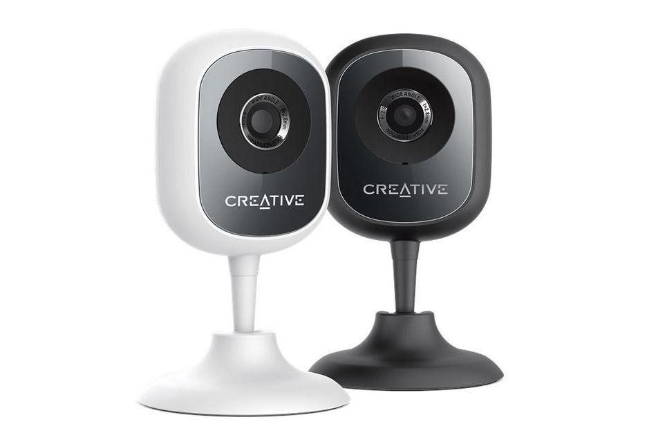Creative Live! Cam IP SmartHD - kamerka IP w dobrej cenie