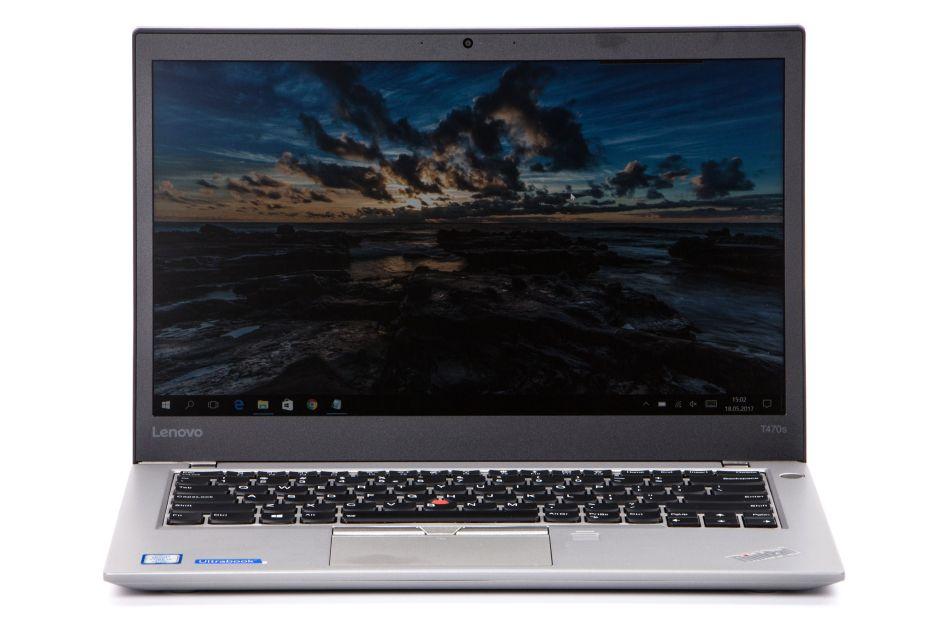 Lenovo ThinkPad T470s - odświeżony biznesowy ultrabook | zdjęcie 1