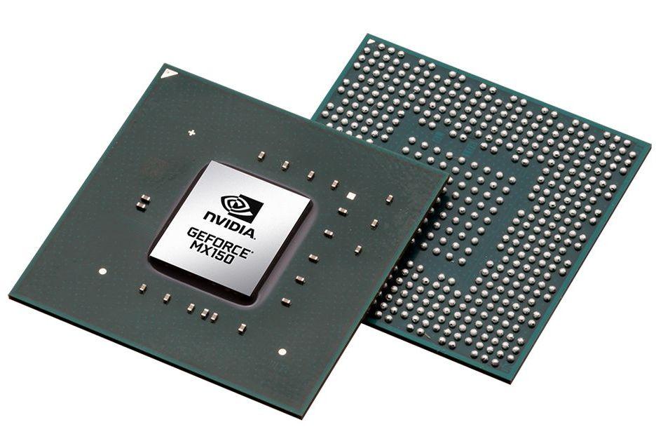GeForce MX150 - najsłabszy Pascal dla laptopów już oficjalnie