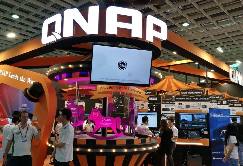 QNAP na targach Computex