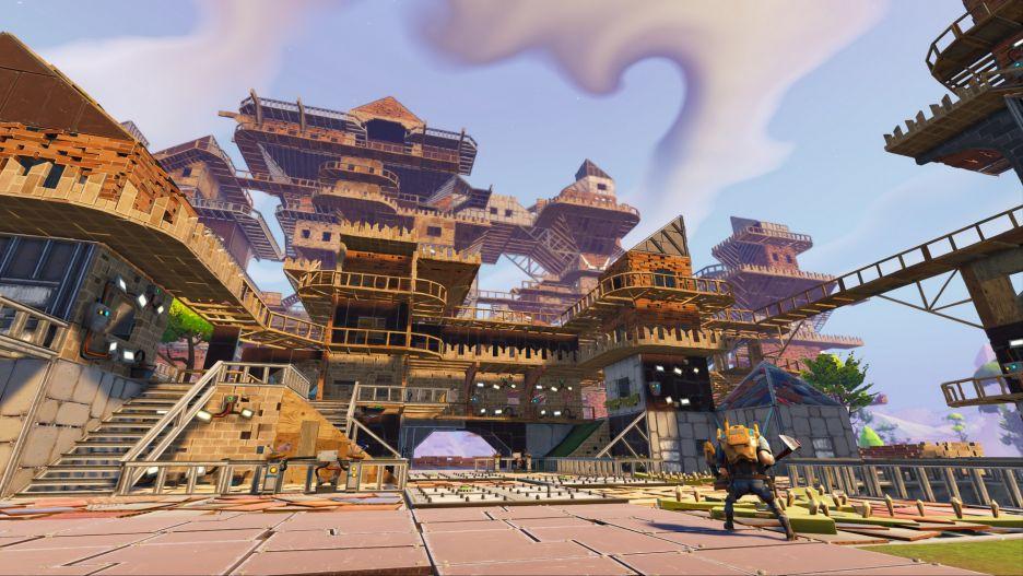 Fortnite - zbuduj sobie fort...i ciesz się nim jak dziecko | zdjęcie 4