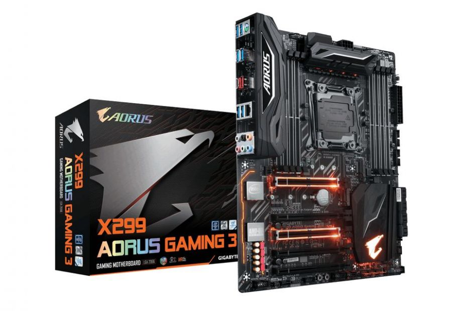Gigabyte X299 Aorus Gaming 3 – gamingowo pod Intel Core X | zdjęcie 1
