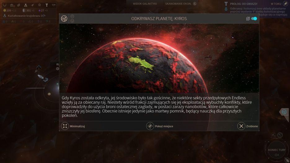 Endless Space 2 – wszechświat poprawnych rozwiązań | zdjęcie 2