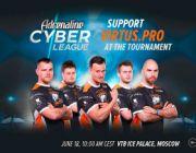 Virtus.pro zwycięzcami Adrenaline Cyber League