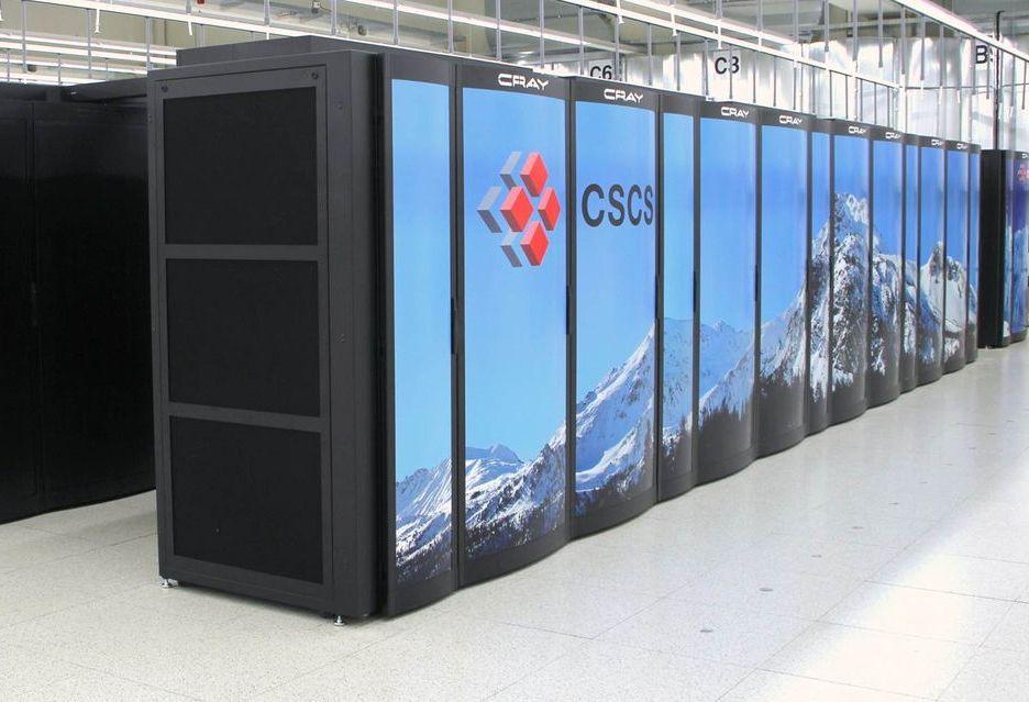 Szwajcaria pokonuje USA w najnowszym rankingu superkomputerów