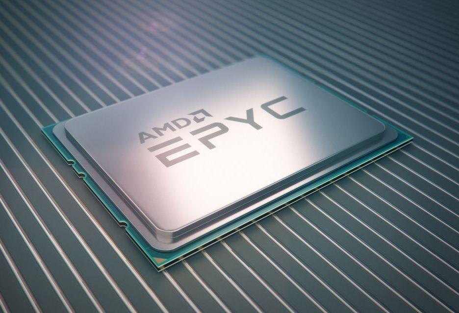 AMD wraca na rynek serwerów - premiera procesorów Epyc 7000