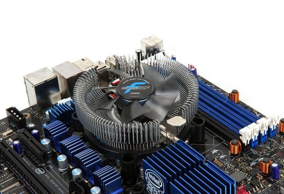 Jak wybrać dobre chłodzenie CPU?