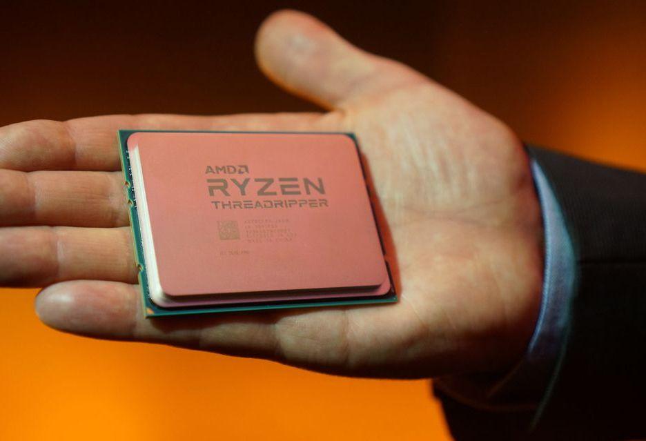 AMD Ryzen Threadripper - nieoficjalna specyfikacja procesorów