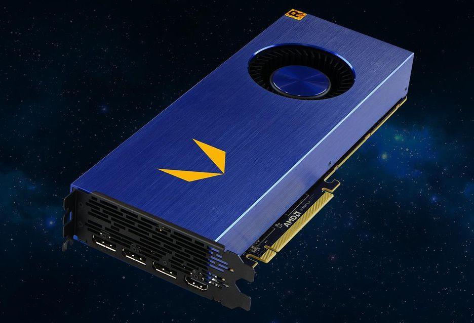 AMD wprowadza do sprzedaży kartę Radeon Vega Frontier Edition