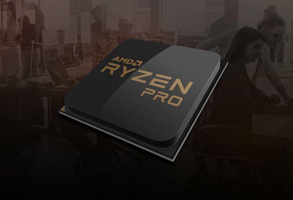 AMD Ryzen Pro - premiera biznesowych procesorów