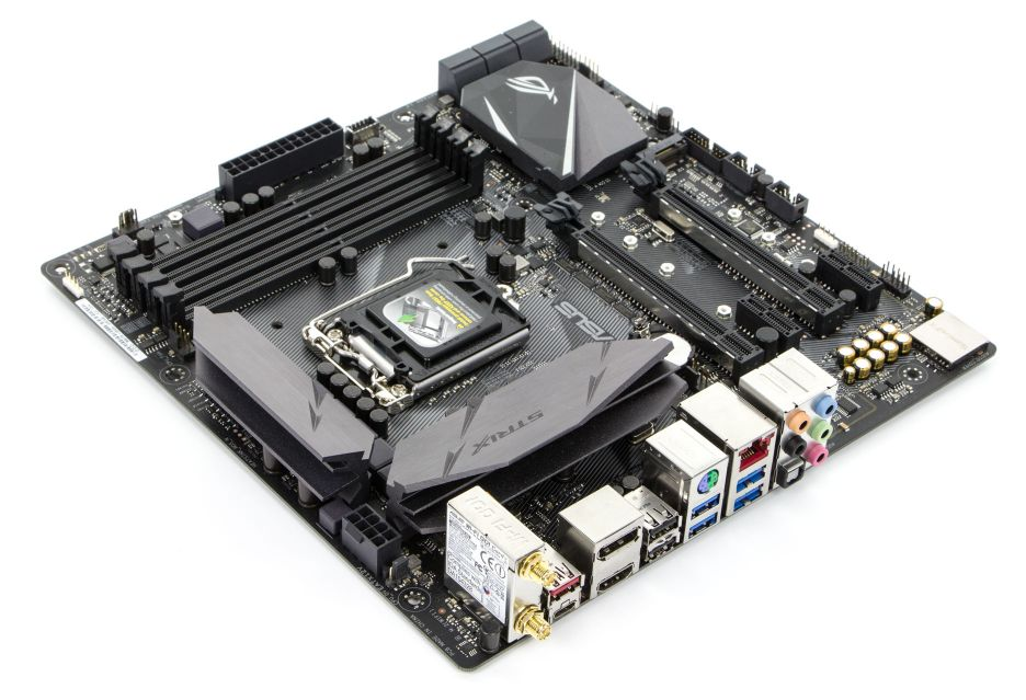 ASUS Strix Z270G Gaming – bezkompromisowe mikro   zdjęcie 4