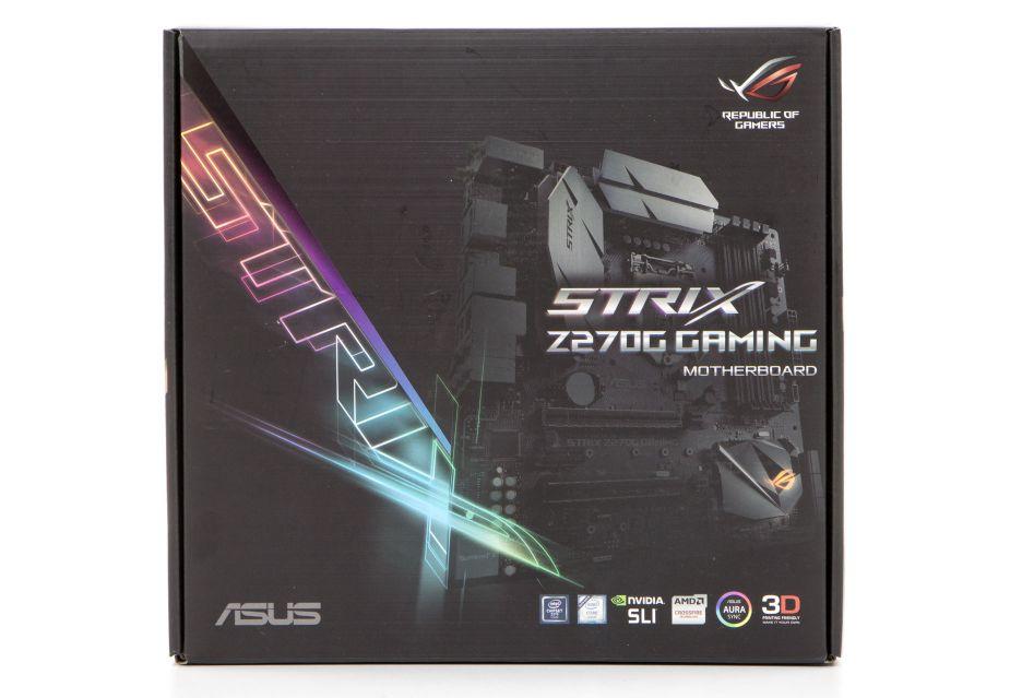 ASUS Strix Z270G Gaming – bezkompromisowe mikro   zdjęcie 1