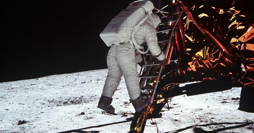 Nagranie z zejścia na powierzchnię Księżyca transmitowano z Sydney i nic w tym dziwnego