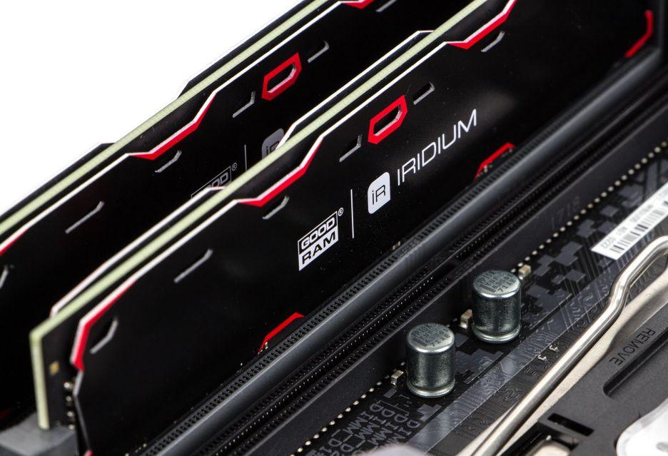 GOODRAM IRDM DDR4 – dobre bo polskie? | zdjęcie 2