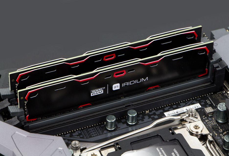 GOODRAM IRDM DDR4 – dobre bo polskie? | zdjęcie 1
