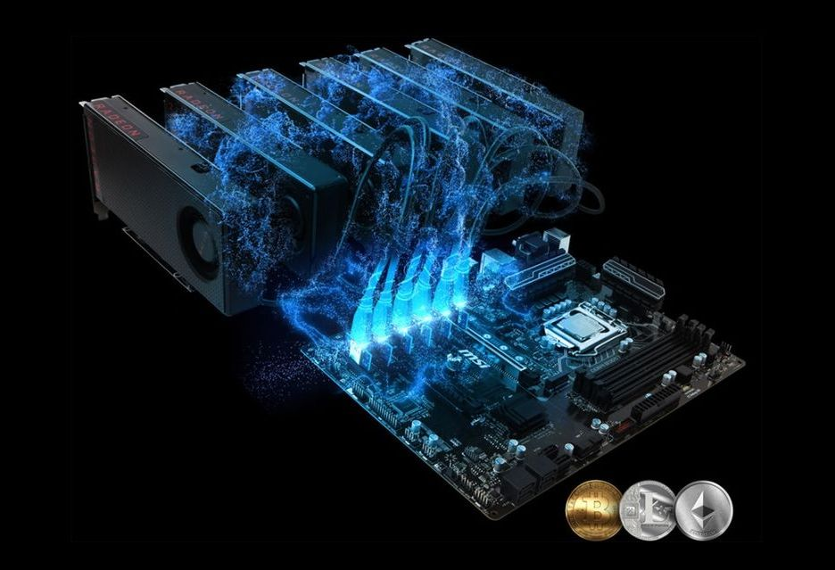 MSI zachwala swoje płyty do koparek kryptowalut i udostępnia zoptymalizowane BIOSy