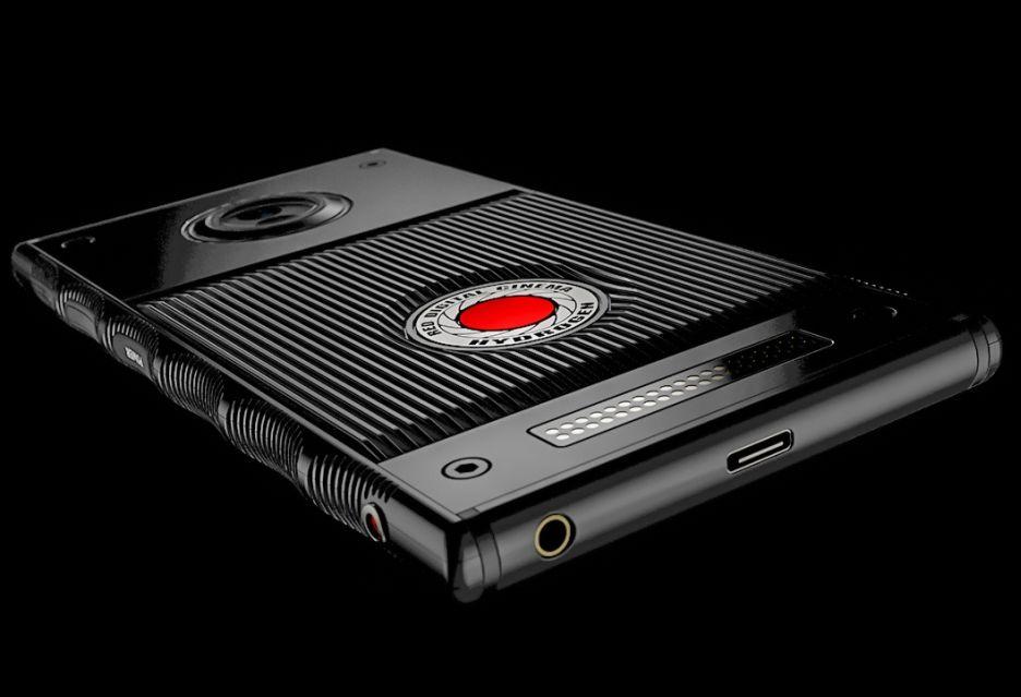 RED Hydrogen One - smartfon, jakiego jeszcze nie oglądaliśmy