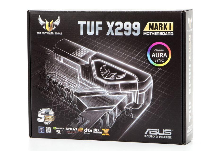 ASUS TUF X299 Mark 1 - X299 do zadań specjalnych | zdjęcie 1