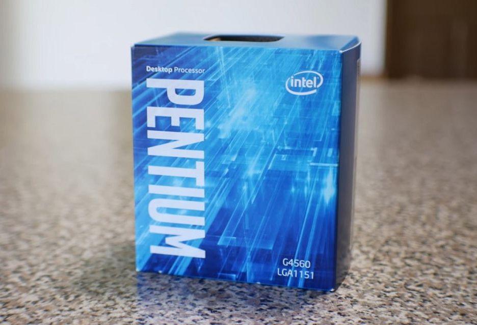 Pentium G4560 - Intel sztucznie ograniczył dostępność procesora? [AKT.]