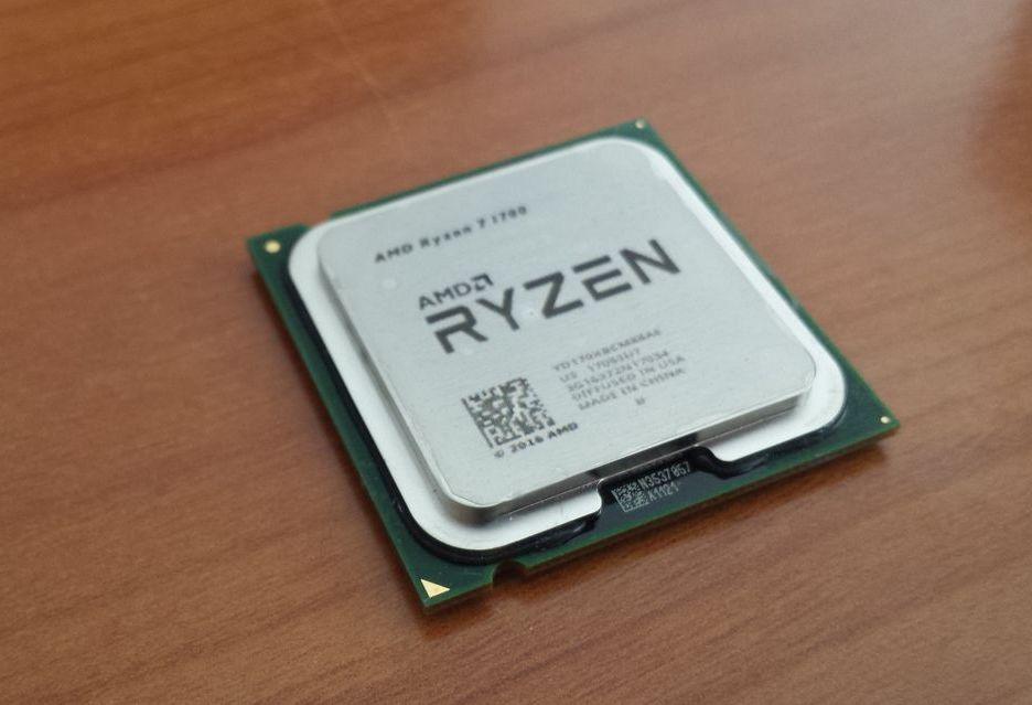 Podrabiane procesory AMD Ryzen w sklepie Amazon