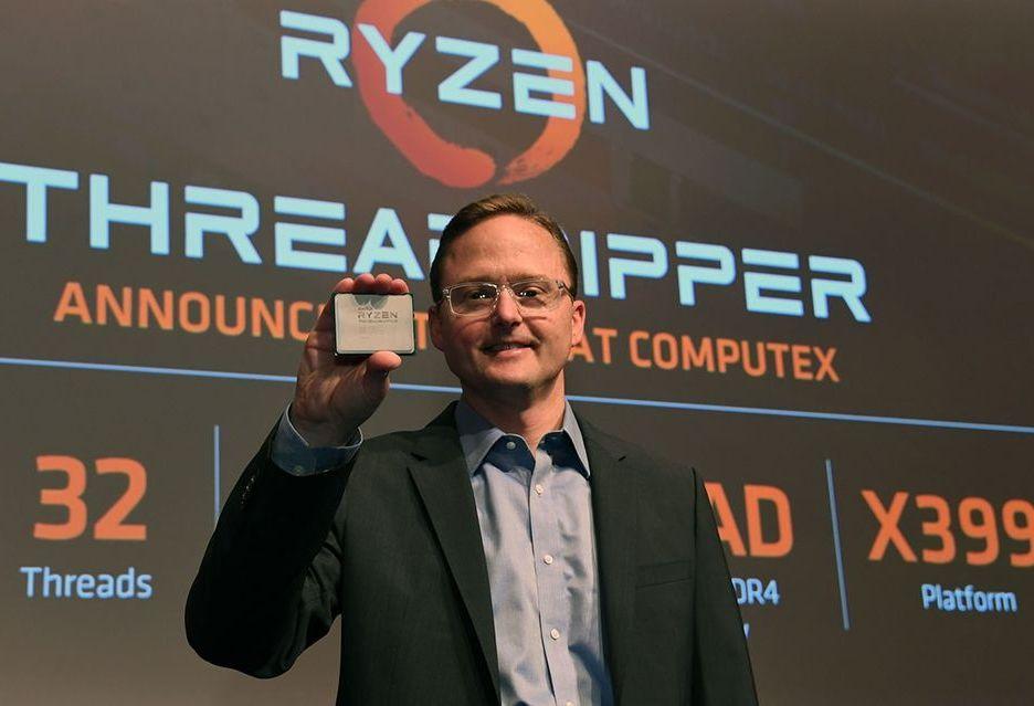 Procesory AMD Ryzen Threadripper będą sprzedawane z chłodzeniem wodnym? [AKT. 2]