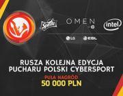 Już wkrótce startuje Puchar Polski Cybersport