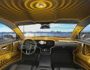 Muzyka w samochodzie bez głośników - Continental ma pomysł