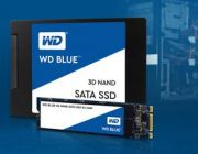WD Blue 3D - nośniki 2,5 cala i M.2 z pamięciami 3D NAND