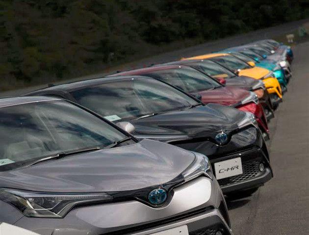 """Toyota i auto elektryczne ładowane w """"moment"""""""