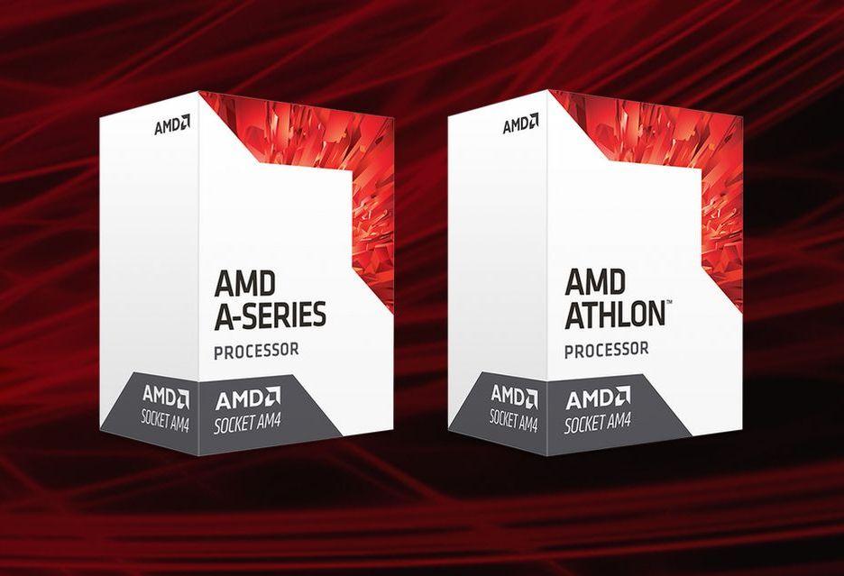 AMD Bristol Ridge - tanie procesory pod AM4 dostępne w sprzedaży detalicznej