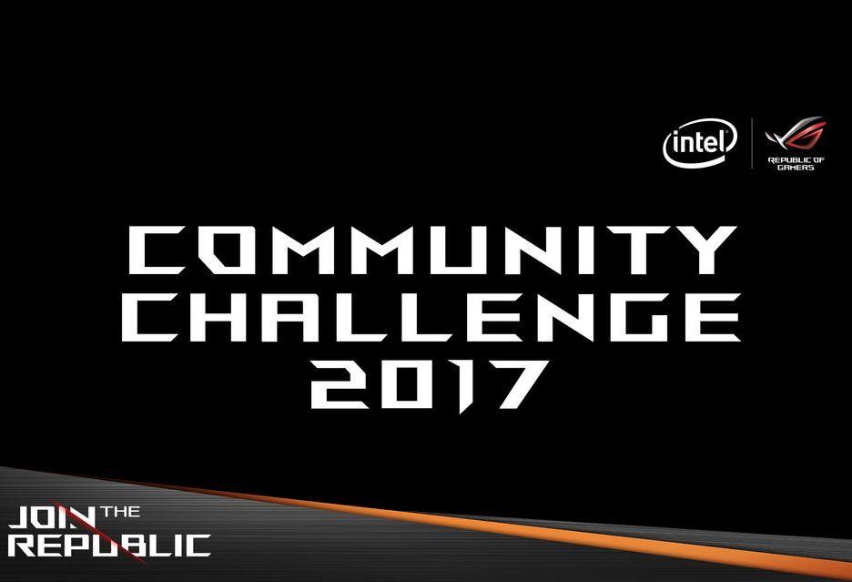 Powracają zawody ROG Join the Republic Community Challenge