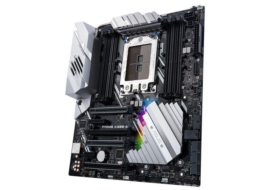 ASUS Prime X399-A - ekonomiczna płyta pod Ryzen Threadripper