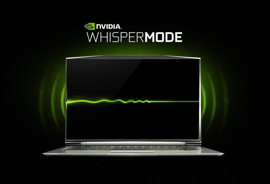 Nvidia WhisperMode teraz też dla zwykłych laptopów