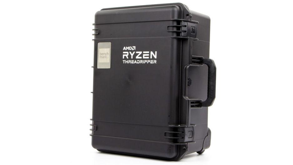 AMD Ryzen Threadripper – unboxing zestawu testowego | zdjęcie 2