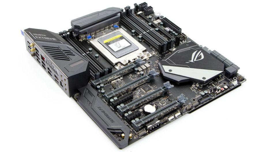 AMD Ryzen Threadripper – unboxing zestawu testowego | zdjęcie 12