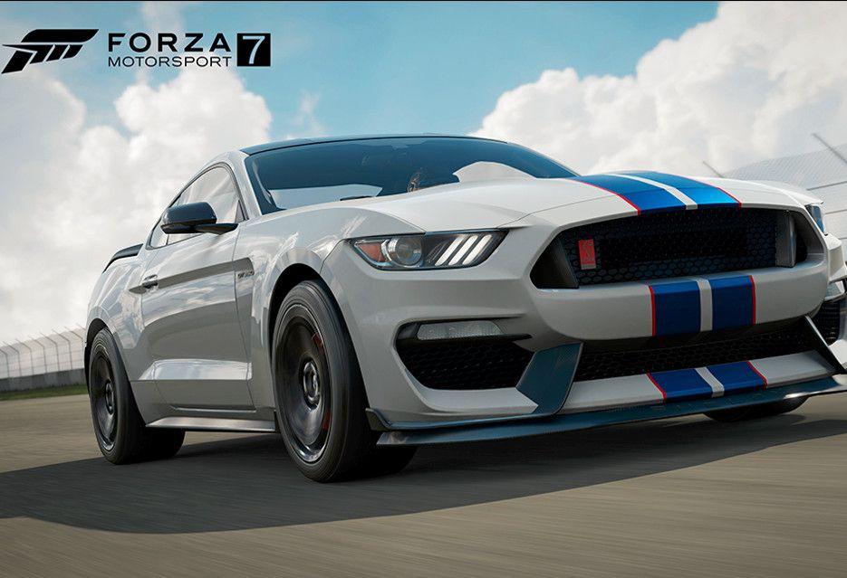 Forza Motorsport 7 - amerykańskie auta ujawnione