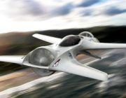 Latający samochód DeLorean - nie powrót, lecz skok do przyszłości
