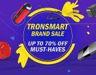Promocja na sprzęt i akcesoria Tronsmart w Geekbuying