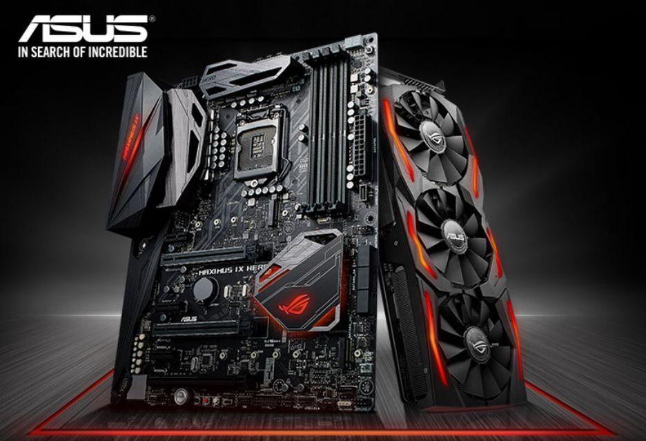 Cashback na płyty ASUS 200 i karty GeForce GTX 1000