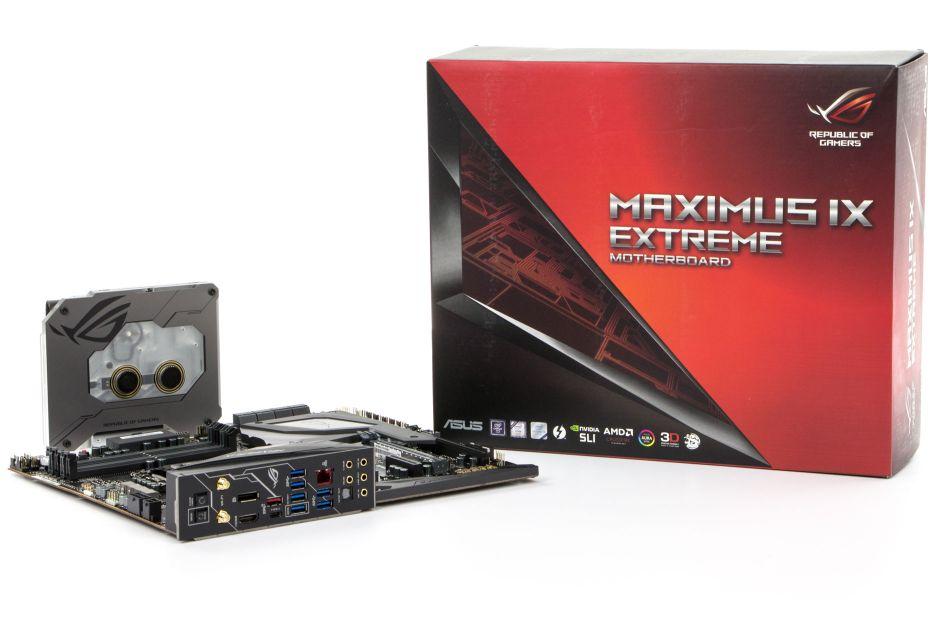 ASUS ROG Maximus IX Extreme – płyta dla prawdziwych fanatyków LC | zdjęcie 2