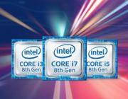 Premiera procesorów Intel Core 8. gen dla laptopów