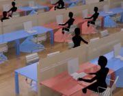 Banki śledzą, ile pracownicy siedzą przy biurkach - dla oszczędności