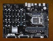 ASUS też ma płytę do koparek kryptowalut - obsłuży nawet 19x GPU