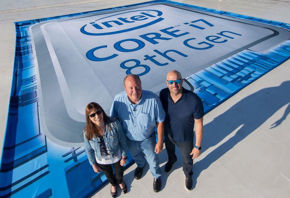 Co Intel chciał nam powiedzieć o procesorach Coffee Lake?